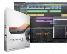 Presonus Studio One 4 Professional Crossgrade from Notion (Proaudiostar.com)
