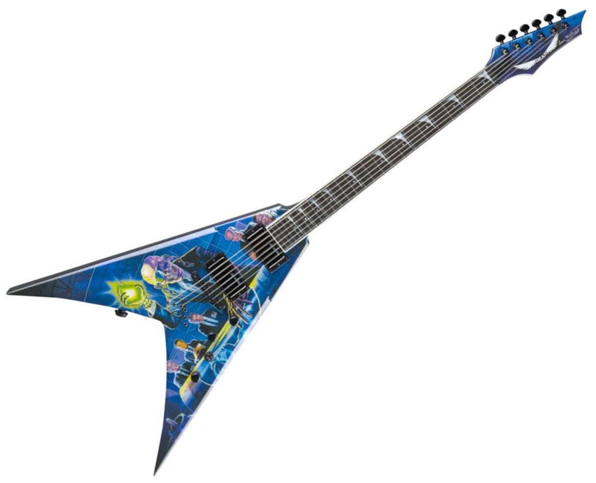 Dean Dave Mustaine : dean guitars v dave mustaine rust in peace electric guitar w case proaudiostar ebay ~ Russianpoet.info Haus und Dekorationen