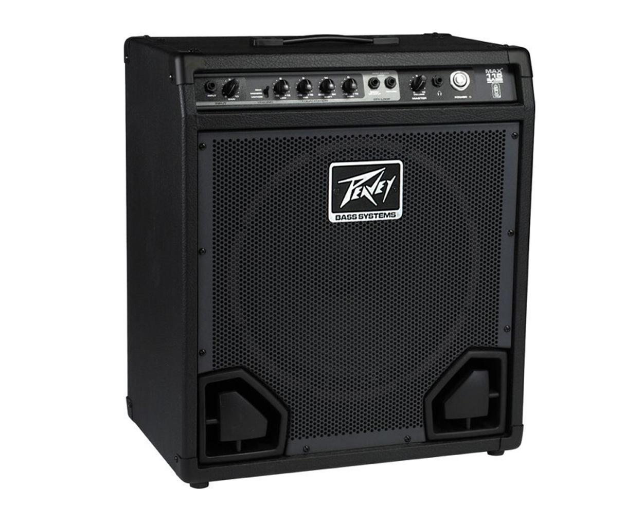 peavey max115 max 115 bass combo amplifier proaudiostar b nb ebay. Black Bedroom Furniture Sets. Home Design Ideas