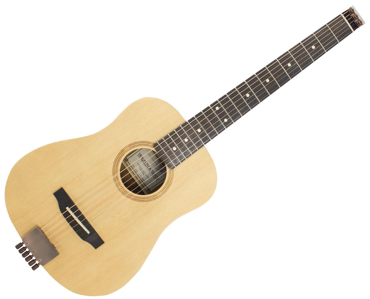 traveler guitar ag 105 traveler acoustic guitar ebay. Black Bedroom Furniture Sets. Home Design Ideas