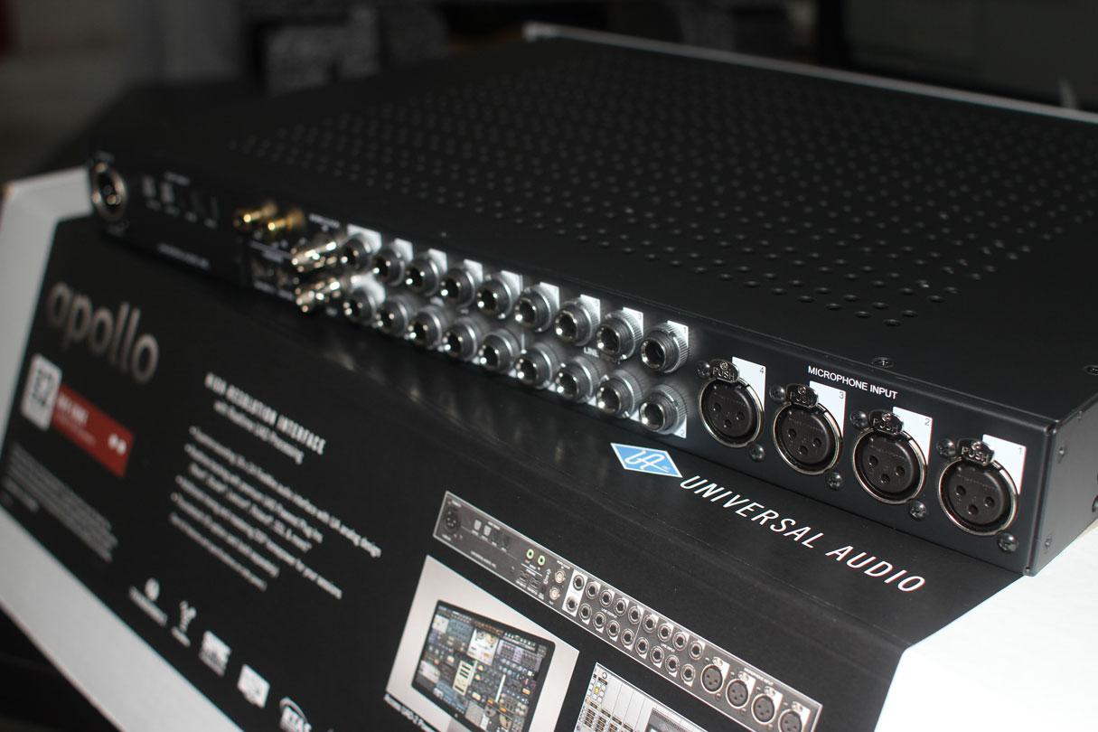 universal audio uad ua apollo duo audio interface proaudiostar ebay. Black Bedroom Furniture Sets. Home Design Ideas