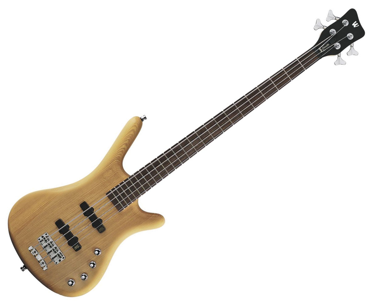 Warwick Corvette Basic Active Natural Satin 4 String Bass