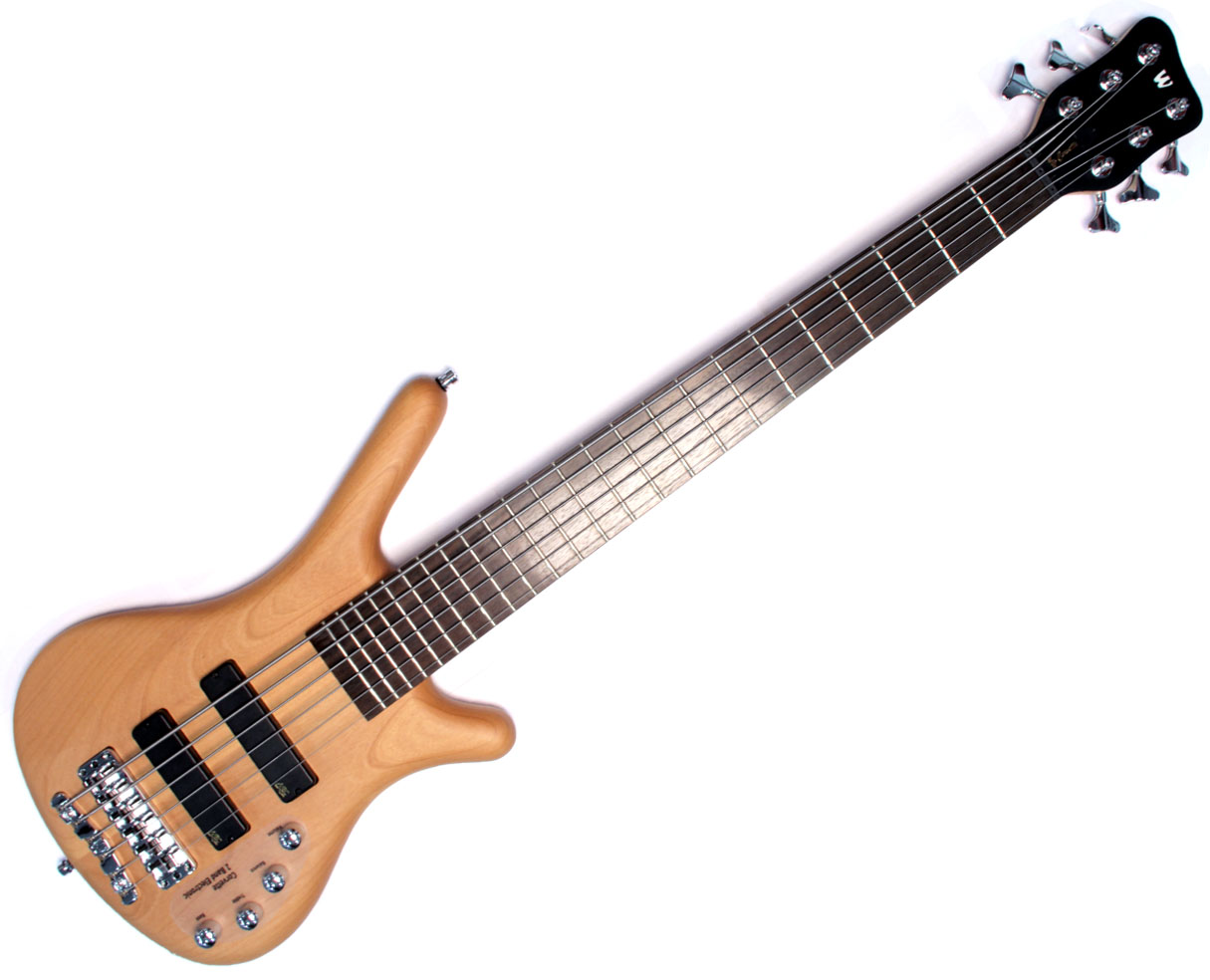 Warwick Corvette Basic 6-String Active Electric Bass Guitar in ...