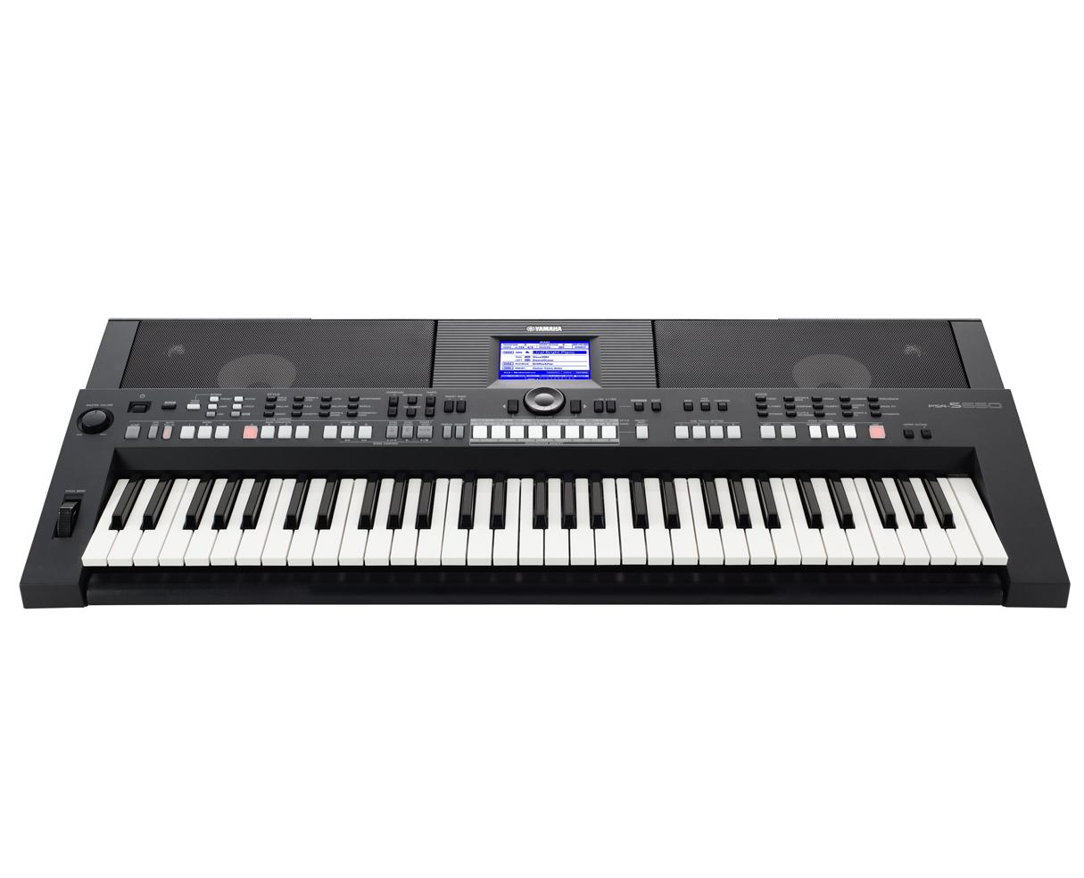 yamaha psr s650 psrs650 61 key portable sequencer arranger. Black Bedroom Furniture Sets. Home Design Ideas