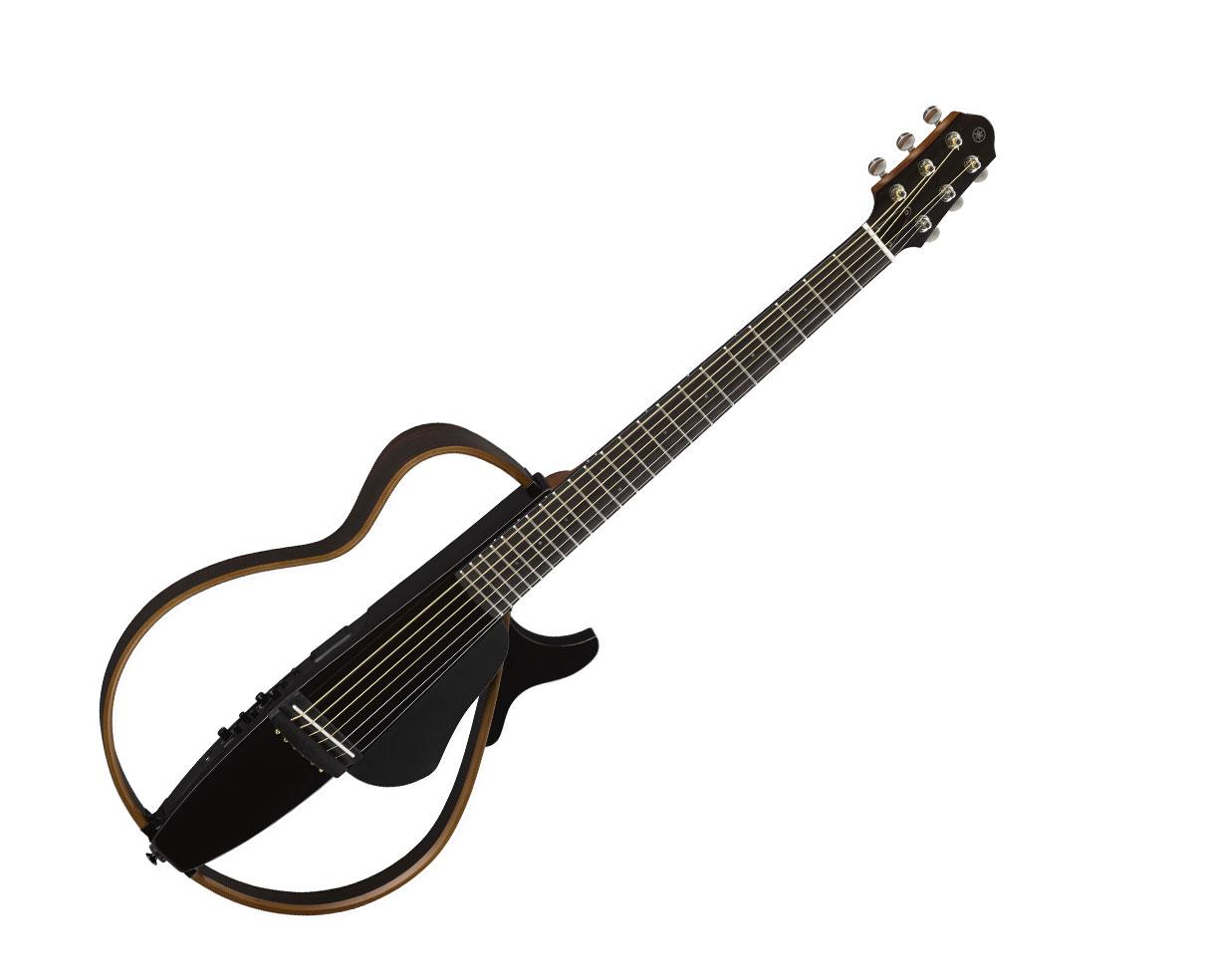 yamaha slg200s steel string silent guitar tobacco. Black Bedroom Furniture Sets. Home Design Ideas