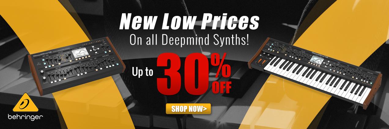 DeepMind Price Drops
