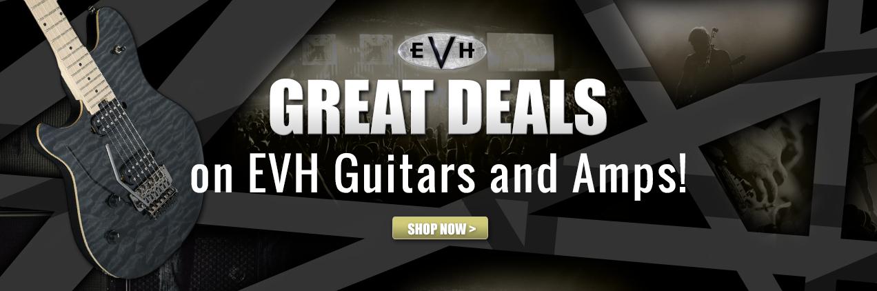 High-end EVH Deals