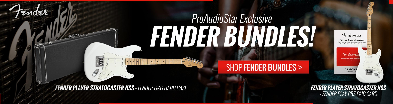 ProAudioStar | Pro Audio & DJ Equipment Gear