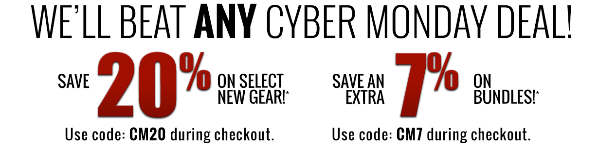 Cyber Monday - 2018