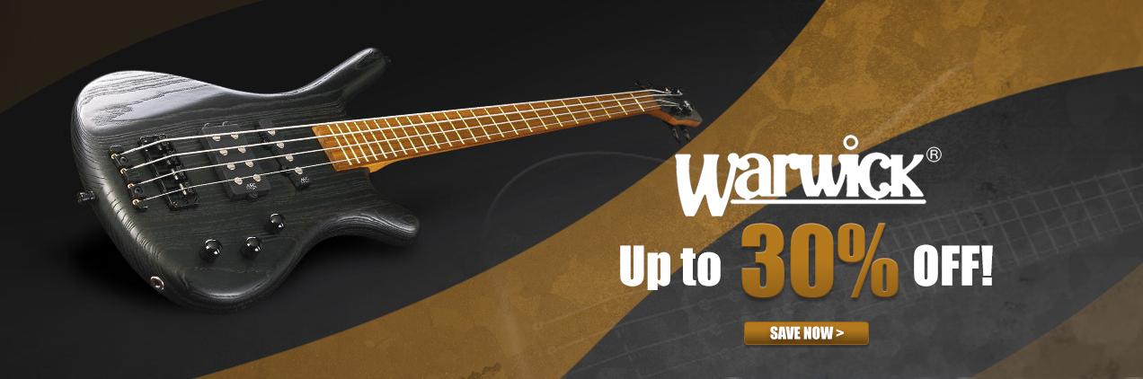 Warwick Sale